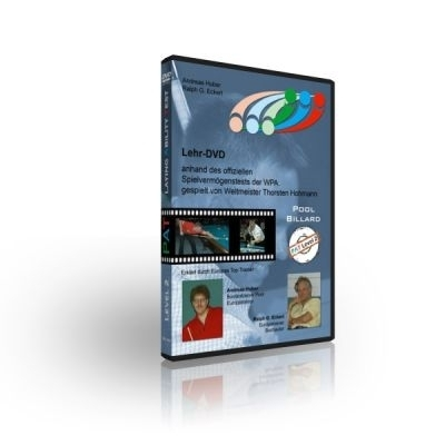 PAT-3 DVD Billardtraining