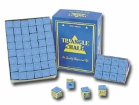Triangle Kreide blau 12er Pack