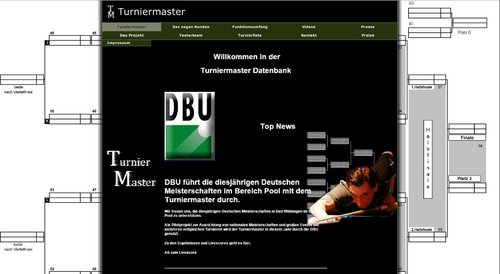 Turniermaster - One-Month Ticket